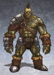 Orc Concept: Xug