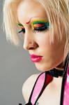 Makeup. Pose. 2.
