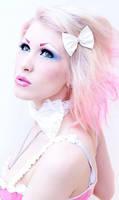 White Bows by Ryo-Says-Meow