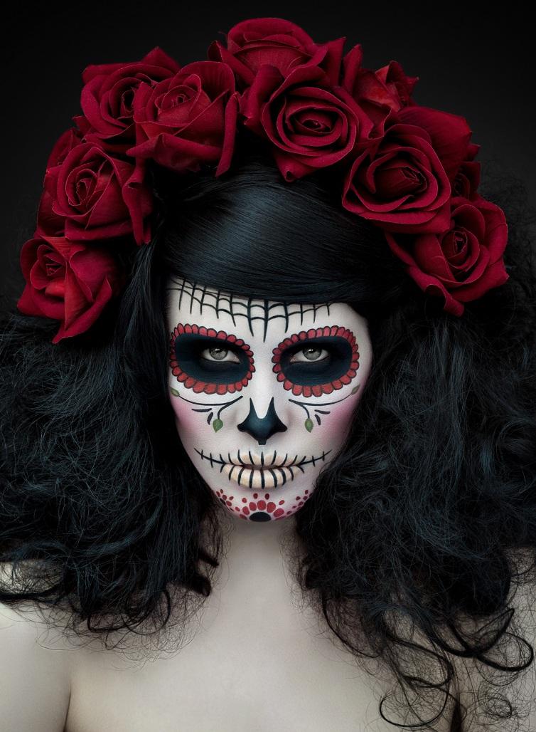 1000+ images about Sugar Skull Make-up on Pinterest | Dia ...