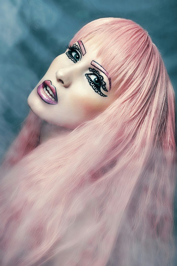 Smokey pinkpinkpink by Ryo-Says-Meow