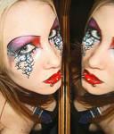 Makeup Design 3 -red-