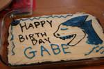 Gabe's Mako Cake