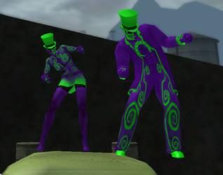 Veronica and Quinton - CoH ref