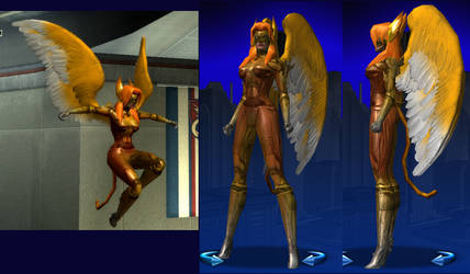 SunGryphon CoH reference