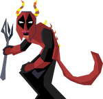 Witch Deadpool