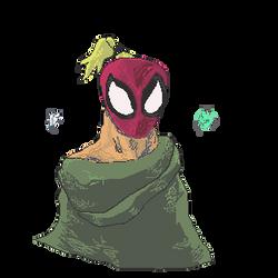 Dragon Mountain Spider-Man