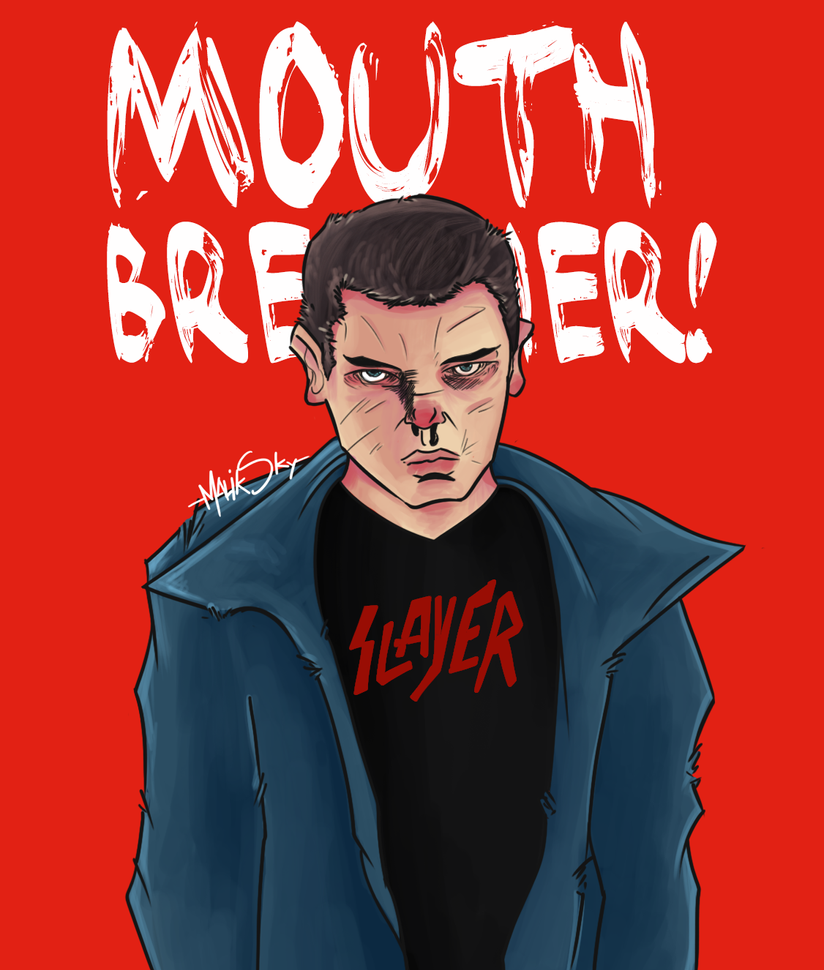 Eleven the Slayer by Mkemaster