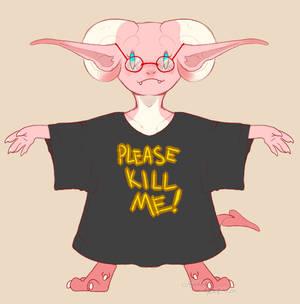 New shirt.