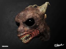 Demon... by Rizazte