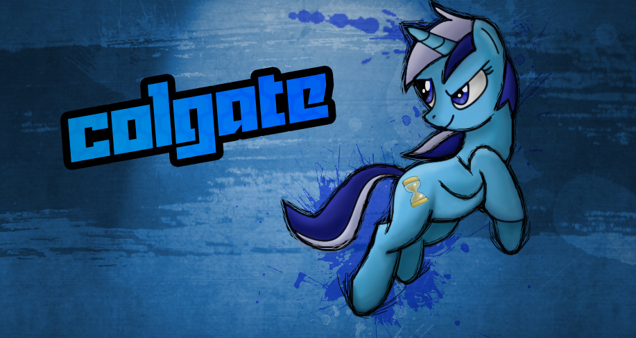 colgate_fighting_is_magic_by_lucasthebla