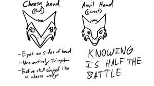 Correct head reference for sergals