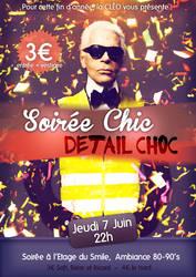 Soiree Chic Detail Choc by mimizz