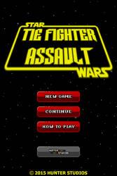 Tie Fighter Assault Mockup