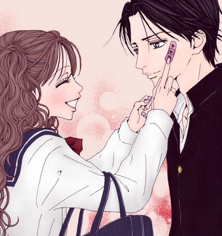 NANA: Layla And Takumi By Polixena13 On DeviantArt