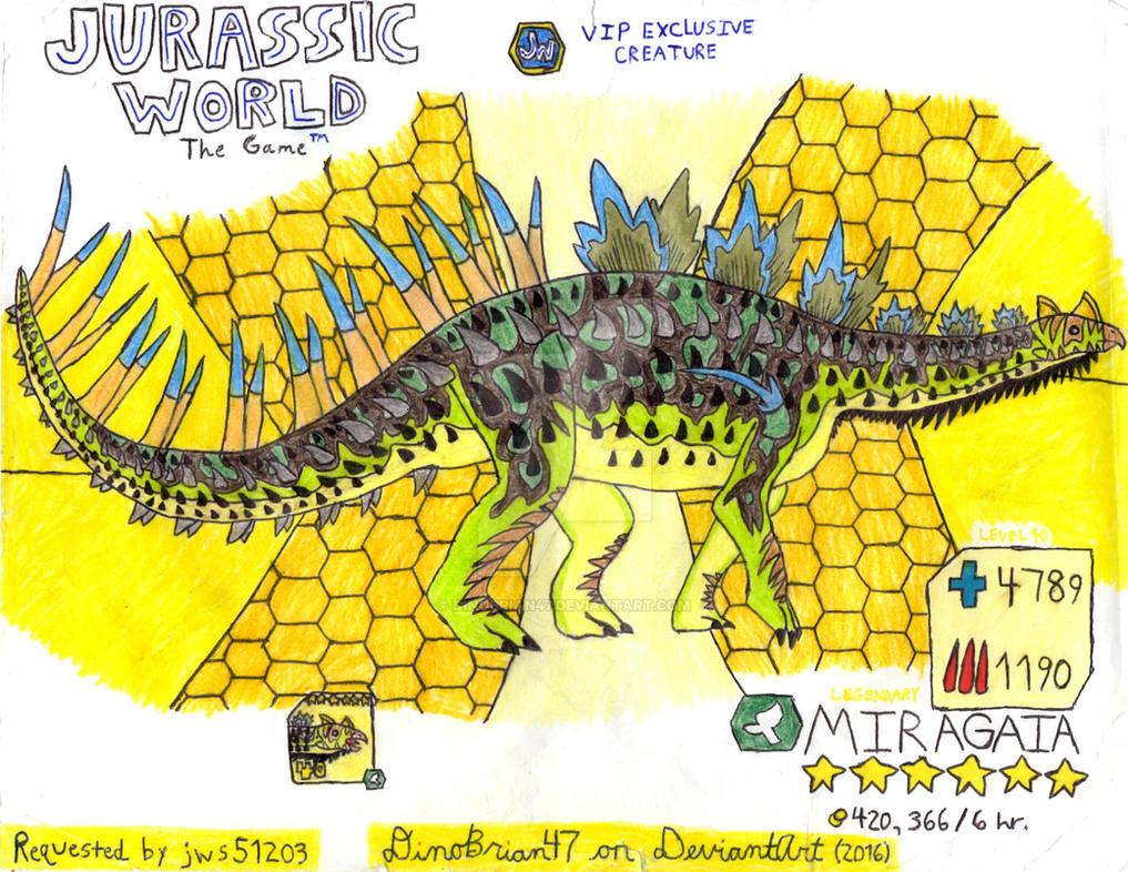 jurassic world vip