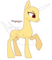 mlp base: arghh I don't like to draw wings by TeePew