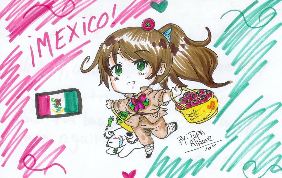 Mexico Chibi Update...