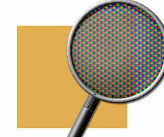 Zoom over a single pixel by dbug