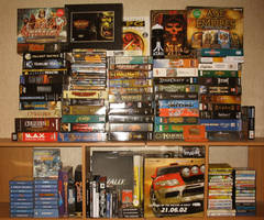 The Game Collector by dbug