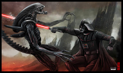 ALIENS WARS by Byzwa-Dher
