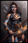 ICLUYA - WOMAN WARRIOR