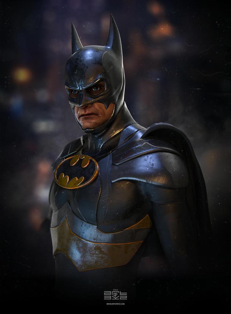 BATMAN by Byzwa-Dher