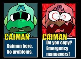 Caiman Here