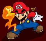 Red: Mario