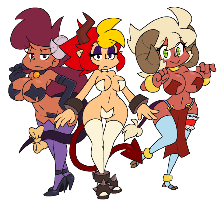 Succubus Squad by EnterPraiz