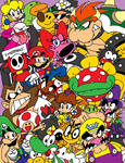 The Mario Stack