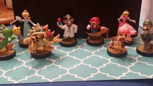 Amiibo Collection #8: Super Mario