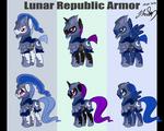 Contest Entry - New Lunar Republic Armor