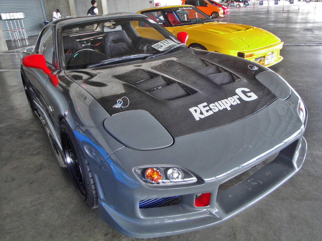 RX-7 again by gupa507