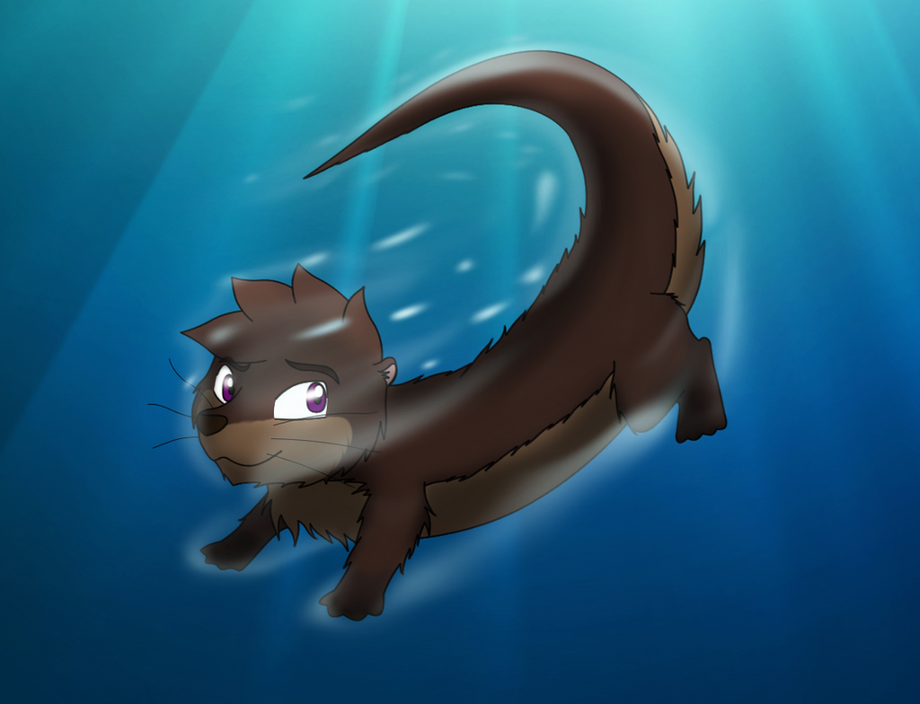 Otter me! by gupa507