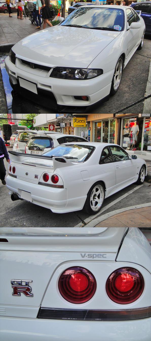 R33 V-Spec by gupa507