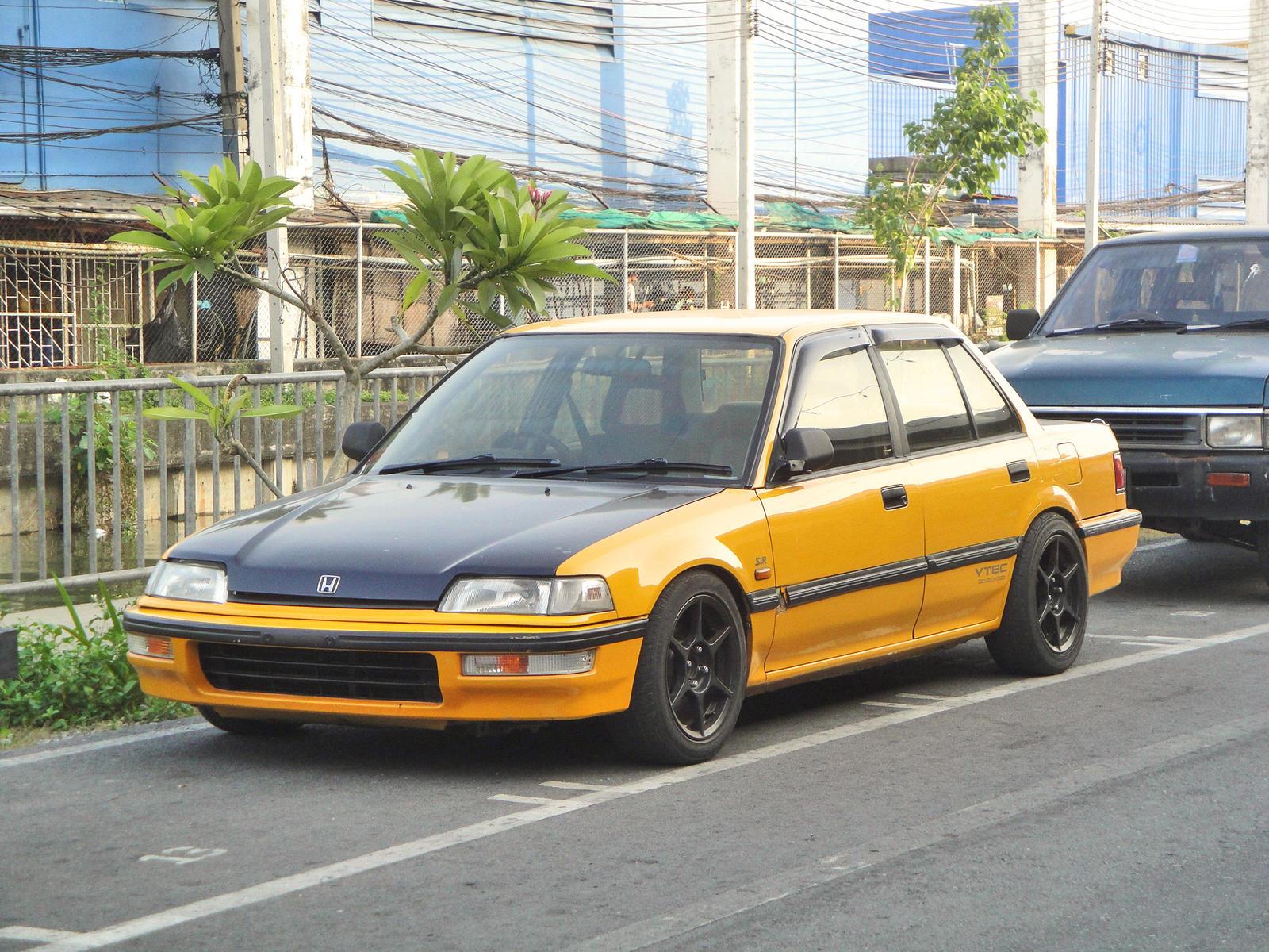 Attractive EF Sedan By Gupa507 EF Sedan By Gupa507