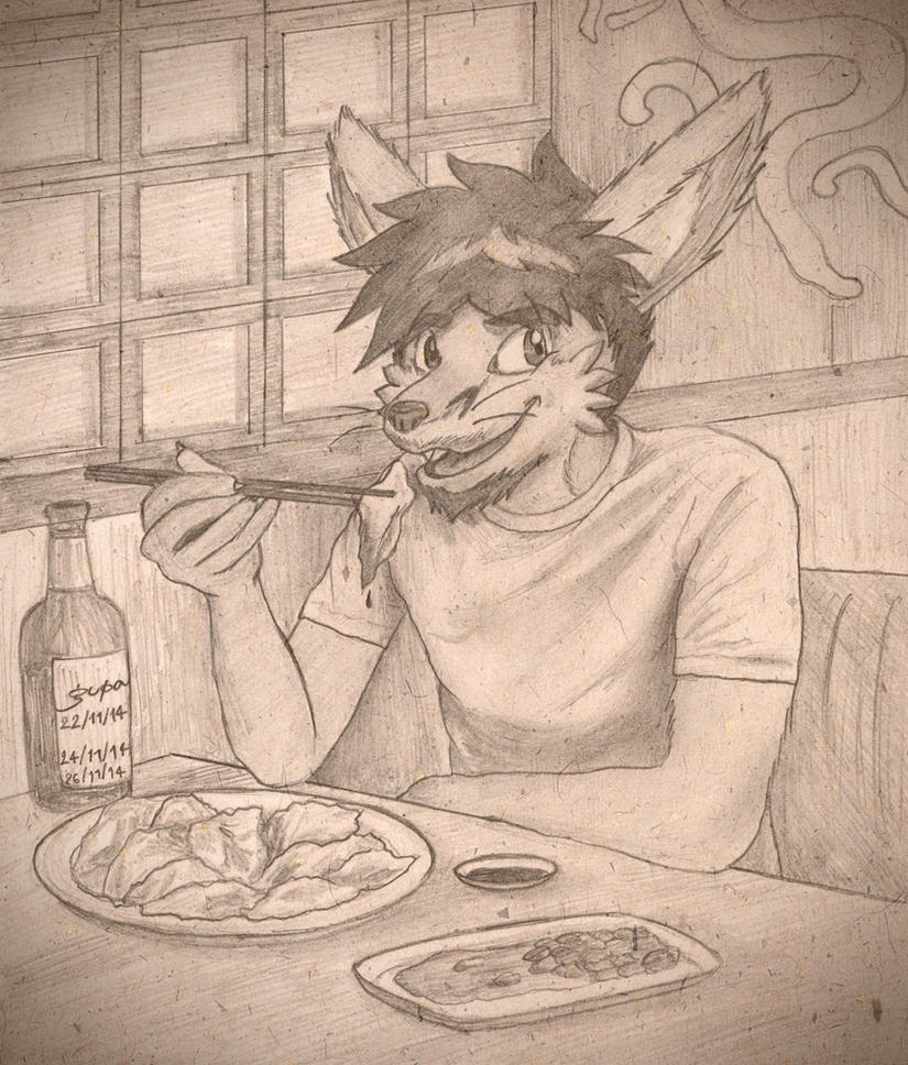 At the Chinese restaurant by gupa507