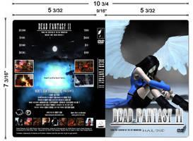 Dead Fantasy II: DVD Cover 02 by Sketchfighter316