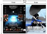 Dead Fantasy II: DVD Cover 02