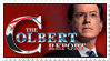 The Colbert Report Stamp by Sketchfighter316