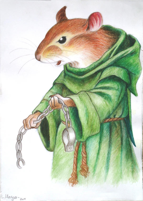 Which Redwall Book Should Kids Read First