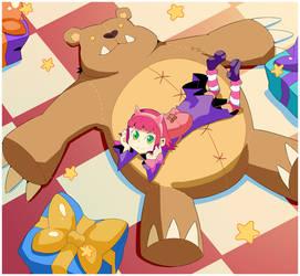 Have u seen my bear Tibbers