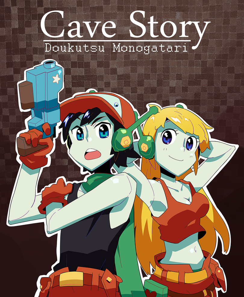cave story by songoanda on deviantart