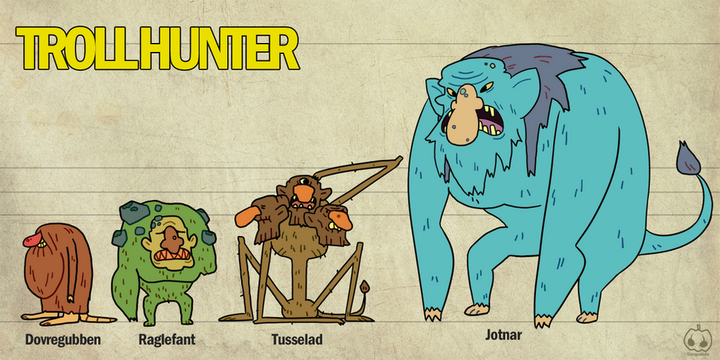 troll hunters online watch
