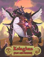 Kolaghan Dragonlord by Songoanda