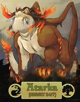 Atarka Dragonlord by Songoanda