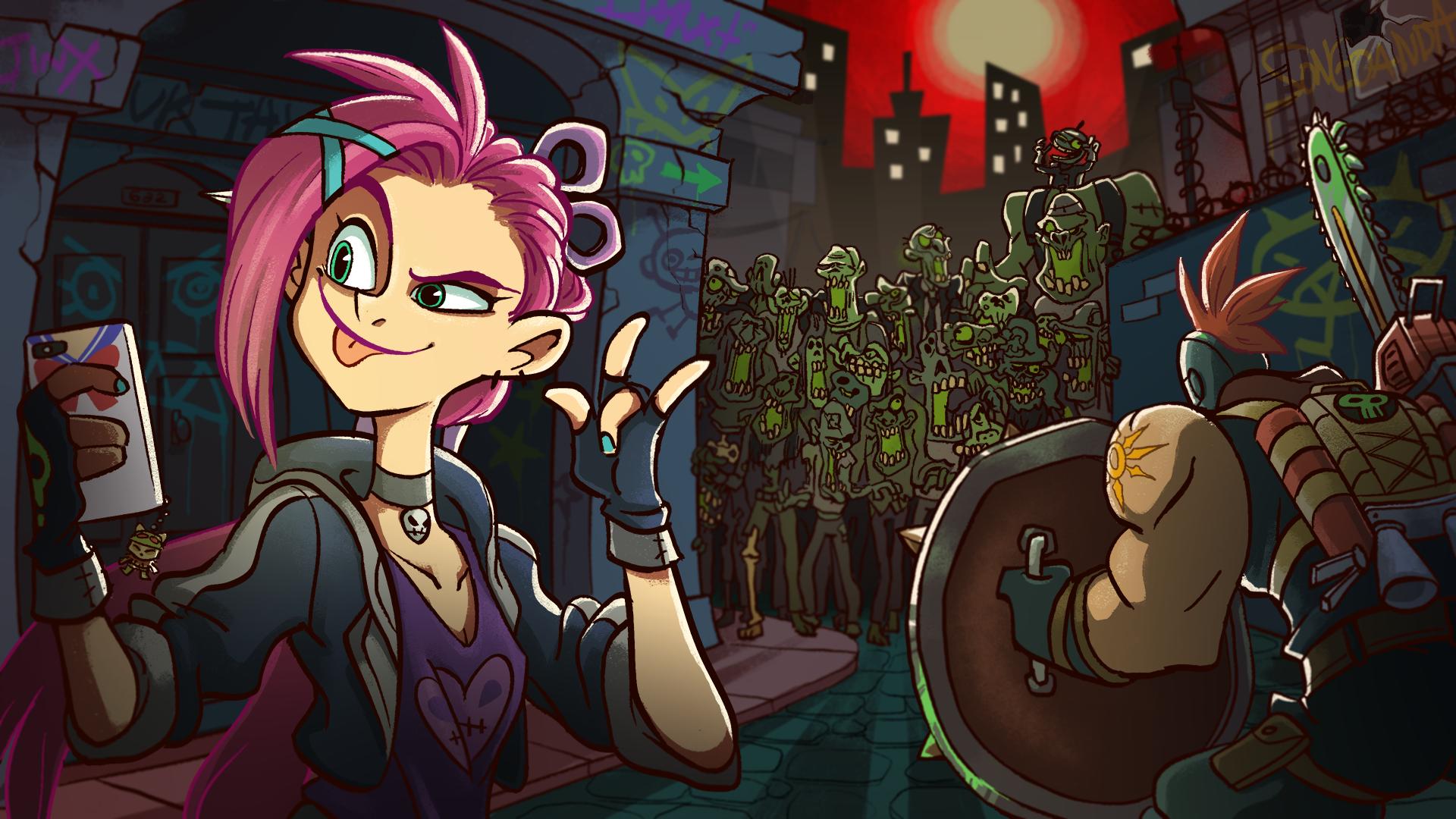 Zombie Slayers By Songoanda Zombie Slayers By Songoanda