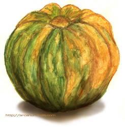 still life pumpkin XD