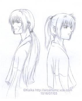 kenshin and kenji